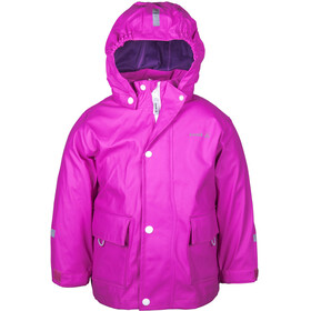 Kamik Splash Jacket Kids Magenta Neon